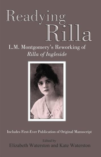 Elizabeth Waterston: Readying Rilla